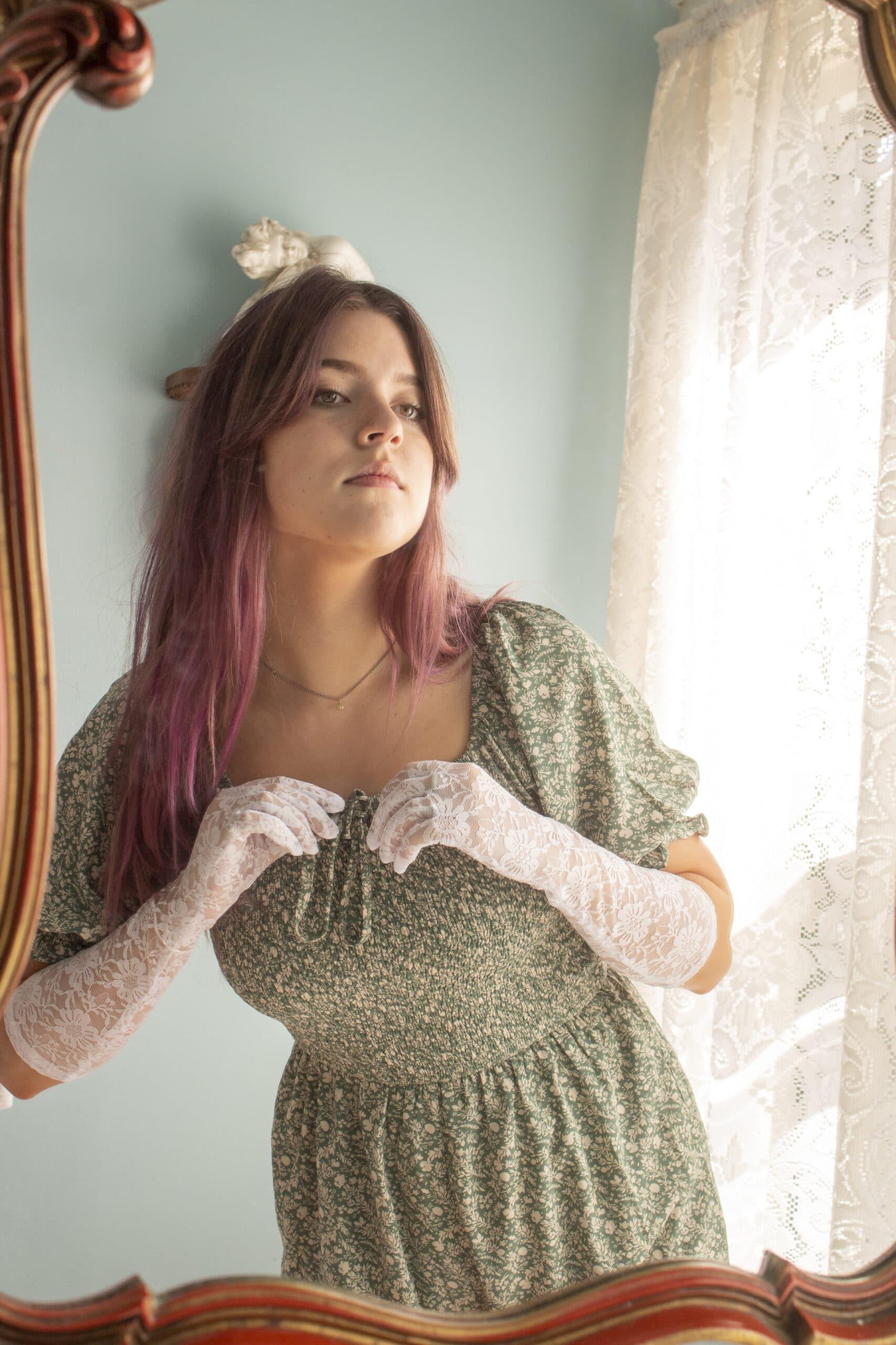photo shoot Marion Hall